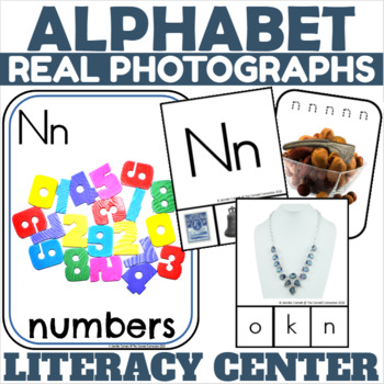 Letter N Phonics and Writing Center Packet