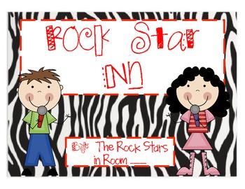 Letter N Rock Stars