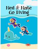 Letter N Story Ned & Nate