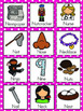 Letter N Vocabulary Cards