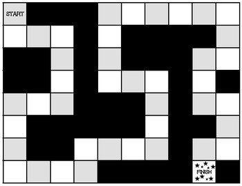 Letter Name Board Game