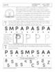 Letter Name Fluency Practice Level A Set 1