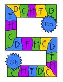 Letter Name Game Bundle 1-4
