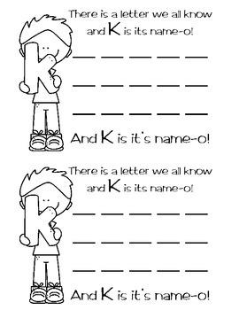 Letter Name-O Books