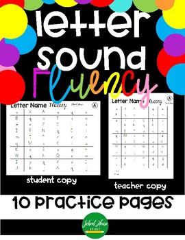 Letter Name/Sound Fluency