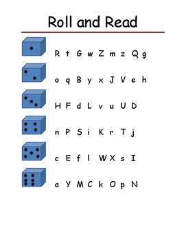 Letter Naming Fluency
