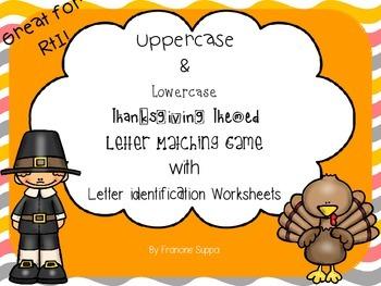 Letter Naming Fluency Game, Workbook & Student Data Record