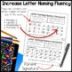Letter Naming Fluency Homework (RTI for Kindergarten)