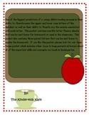 Letter Naming Fluency Homework Packet