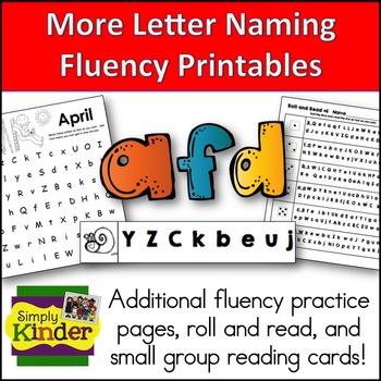 Letter Naming