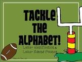 Letter Naming Fluency: Tackle the Alphabet