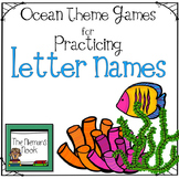 Letter Naming Games- Go Fish!