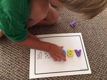 Letter Naming Interventions for Classroom Volunteers to Use