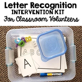 Letter Naming Fluency Interventions for Classroom Volunteers to Use