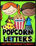 Letter Identification - Assessment, Fluency, Printables, Homework, Bulletin Bd