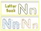 Letter Nn Binder Book