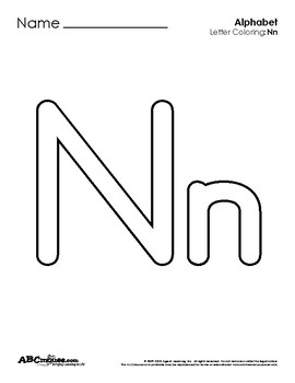 Letter Nn Collection