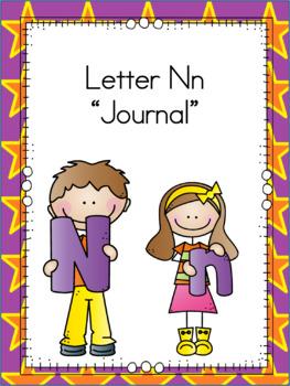 Letter Nn Journal