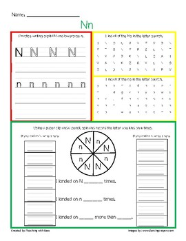Letter Recognition Nn Practice