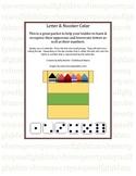 Letter & Number Color