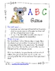 Letter & Number ID Game
