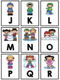 Letter, Number, and Word Hunt BUNDLE!