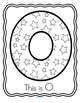 Letter O Recognition, Sound, Tracing and Craftivities