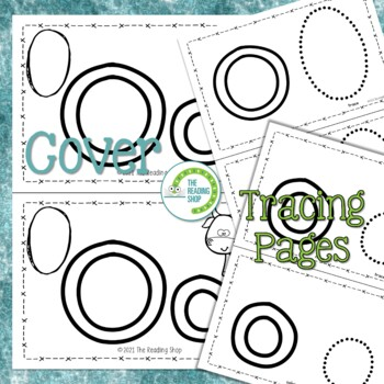 Letter O Alphabet Book - Helps Students Learn Letters and Sounds - ABC Book