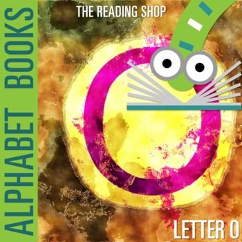 Letter O Alphabet Book