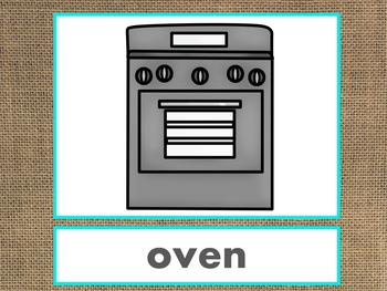 Letter O Alphabet PowerPoint Fun & Colorful Words w/Pictures (Expandable)