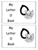 Letter O Little Reader/Book
