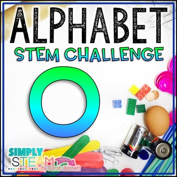 Letter O STEM Challenge | Letter O Activities