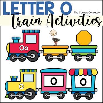 Letter O Train