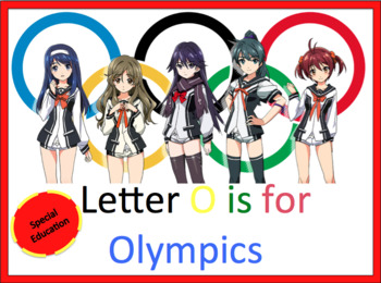 Letter O is for Olympics