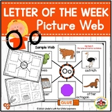 Letter Oo Letter of the Week Picture Web Activity