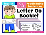 Letter Oo Booklet- Predictable Sentences