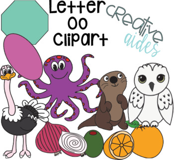 Letter Oo Clipart