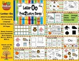 Letter Oo Language & Literacy Activity Center {COMMON CORE