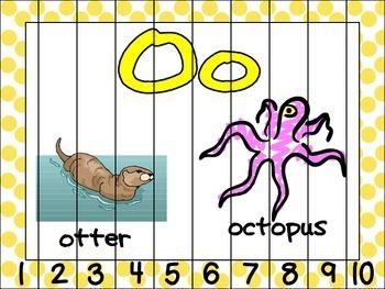 Letter Oo Mega Pack- Kindergarten Alphabet- Handwriting, Little Books, and MORE!
