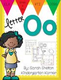 Letter Oo Practice (RTI)