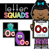 Letter Oo Squad: DAILY Letter of the Week Digital Alphabet