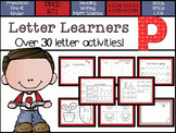Letter Learners: Letter P