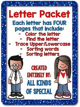 Letter Packet
