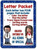 Letter Packet #homepacket