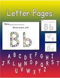 Letter Pages
