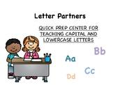 Letter Partner Recognition QUICK PREP CENTER