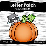 Letter Patch