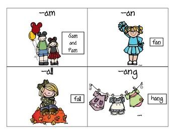Letter Patterns Chart