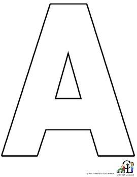 Letter Patterns-Uppercase