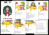 Letter People Alpha Days / Alpha Land - 19 Booklets